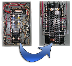Electric Panel Upgrade Service in Phoenix AZ